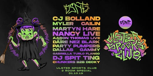 DSNT x USC: CJ Bolland, Myler, Cailin, Nancy Live + more