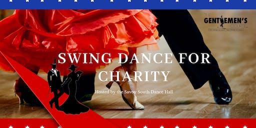 Crystal Ballroom Charity Dance Benefit