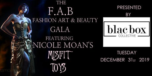 FASHION , ART & BEAUTY GALA