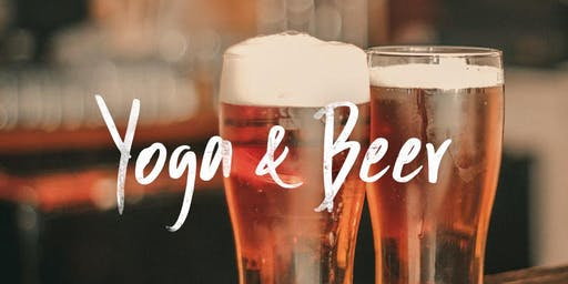 Yoga, Beer & Cheese Pairing at Charlotteville Brewing-
