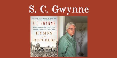 """S. C. Gwynne - """"Hymns of the Republic"""" tickets"""