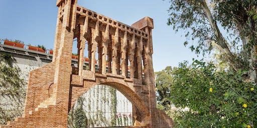 Museu de  les Aigües i Cascada de la Casa Vicens OHB19