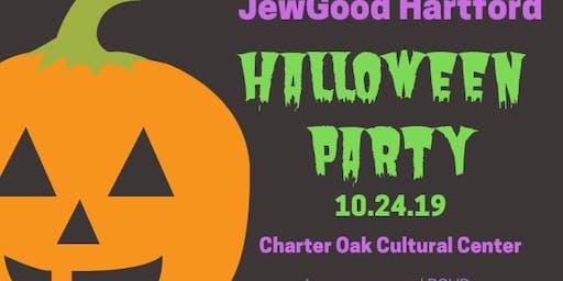 JewGood Hartford Halloween Volunteer Event