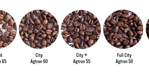 Coffee Tasting: Roast Level Comparison
