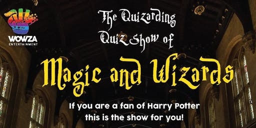 THE QUIZARDING QUIZ SHOW OF MAGIC & WIZARDS - BENDIGO