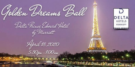 Golden Dreams Ball tickets