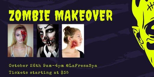Zombie Makeover