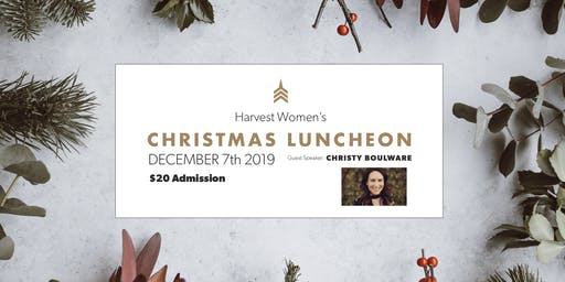 Ladies Christmas Luncheon