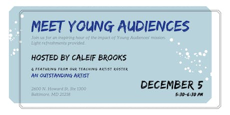 Meet Young Audiences tickets