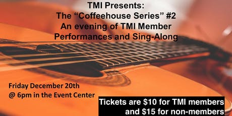 Trilogy Musicians Initiative Coffeehouse Series II tickets