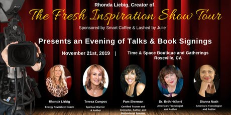 The Fresh Inspiration Show - Roseville, CA 11/21/19 tickets