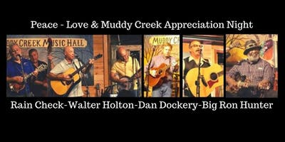 Rain Check-Walter Holton-Dan Dockery-Big Ron Hunter
