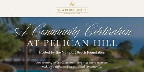 A Community Celebration at Pelican Hill tickets