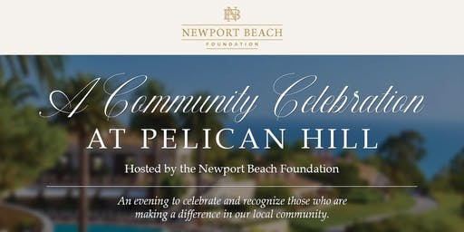 A Community Celebration at Pelican Hill