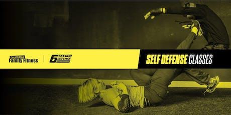 Self-Defense Class (Orangevale) tickets