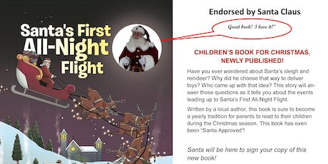 Santa is coming to P&P! tickets