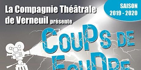Coups de Foudre - Samedi 25 Janvier 2020 à 20h30 billets