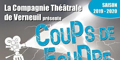 Coups de Foudre - Vendredi 24 Janvier 2020 à 20h30