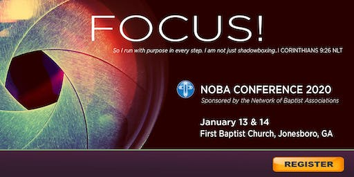 NOBA Conference 2020: FOCUS!