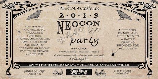 M+A Architect's Annual NeoCon Event