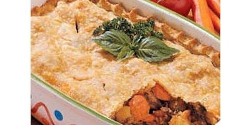 Pot Pies and Stews (2019-11-09 starts at 10:00 AM)