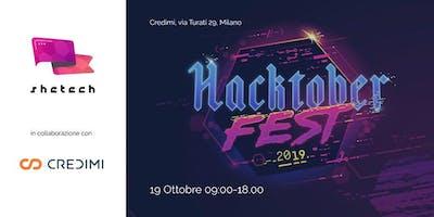 Hacktoberfest con SheTech