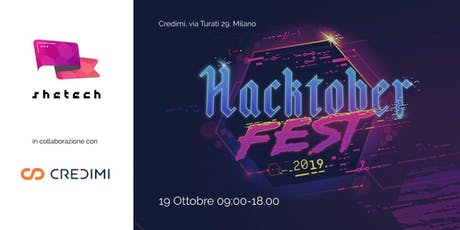 Hacktoberfest con SheTech biglietti