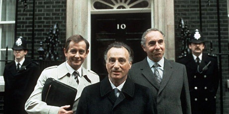 The Humour of Government: Yes Minister at 40 tickets
