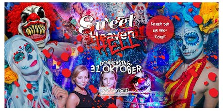 Sweet HELL - Halloween Rooftop Party München tickets