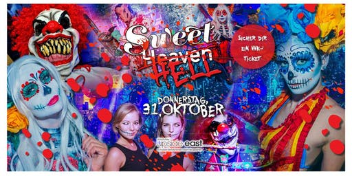 Sweet HELL - Halloween Rooftop Party München