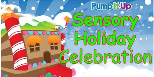 Sensory Holiday Celebration! (afternoon session) - 2019