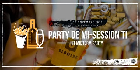 5@8 PARTY DE MI-SESSION TI | IT MIDTERM PARTY billets