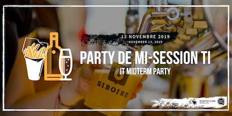 5@8 PARTY DE MI-SESSION TI | IT MIDTERM PARTY tickets