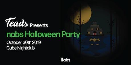 nabs Ambassador Halloween Party tickets