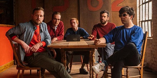 Dr. Dog: Winter 2020 Tour