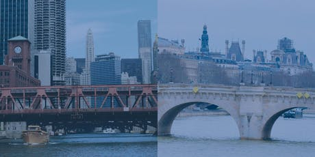 Reinventing Cities: Paris and Chicago in Dialogue billets