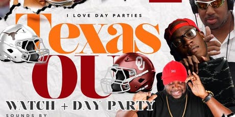 I Love Day Parties presents The TX/OU Watch + Libra Day Party @ Level Uptown  tickets
