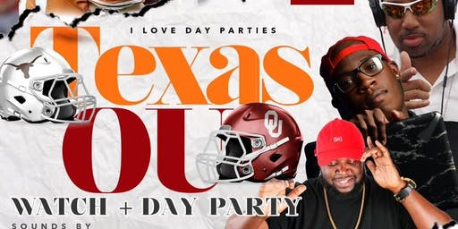 I Love Day Parties presents The TX/OU Watch + Libra Day Party @ Level Uptown