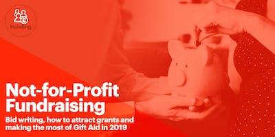 Manchester: Fundraising, Bid writing, grants and Gift Aid Seminar