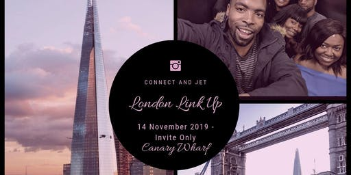 Connect and Jet London Linkup!