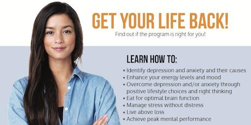 Dr. Nedley Depression & Anxiety program