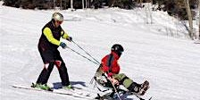 Adaptive Downhill Skiing Clinic