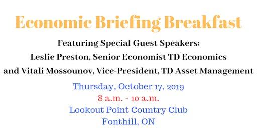 Economic Briefing Breakfast