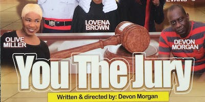 Comedy Show YOU THE JURY official site