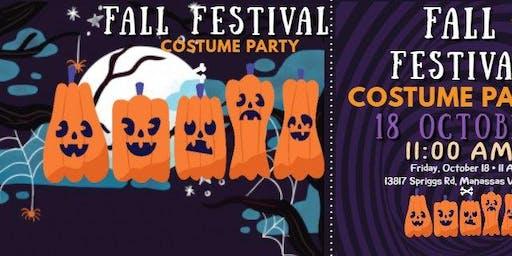 EYA Fall Festival