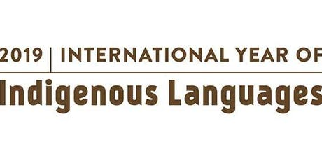 International Year of Indigenous Languages: Language through Art & Storytelling tickets