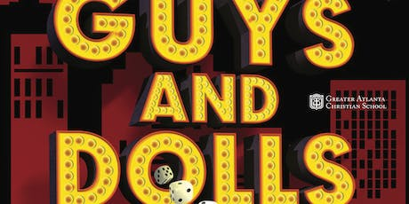 "King's Gate Theatre presents: ""Guys and Dolls"" - Saturday Matinee tickets"