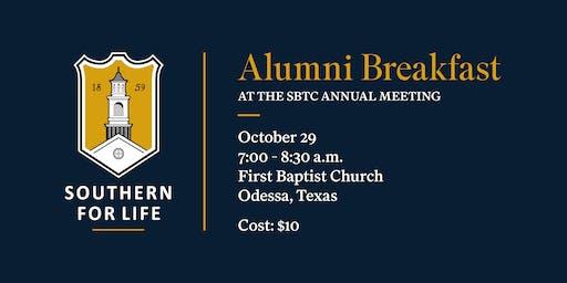 SBTS Alumni & Friends Breakfast at the SBTC
