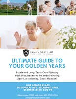 Ultimate Guide to Your Golden Years