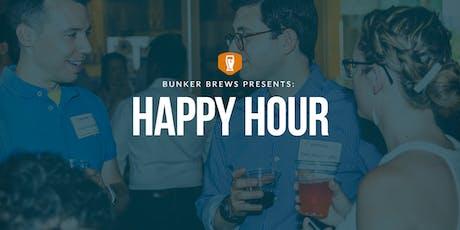 Bunker Brews Tampa: Happy Hour tickets